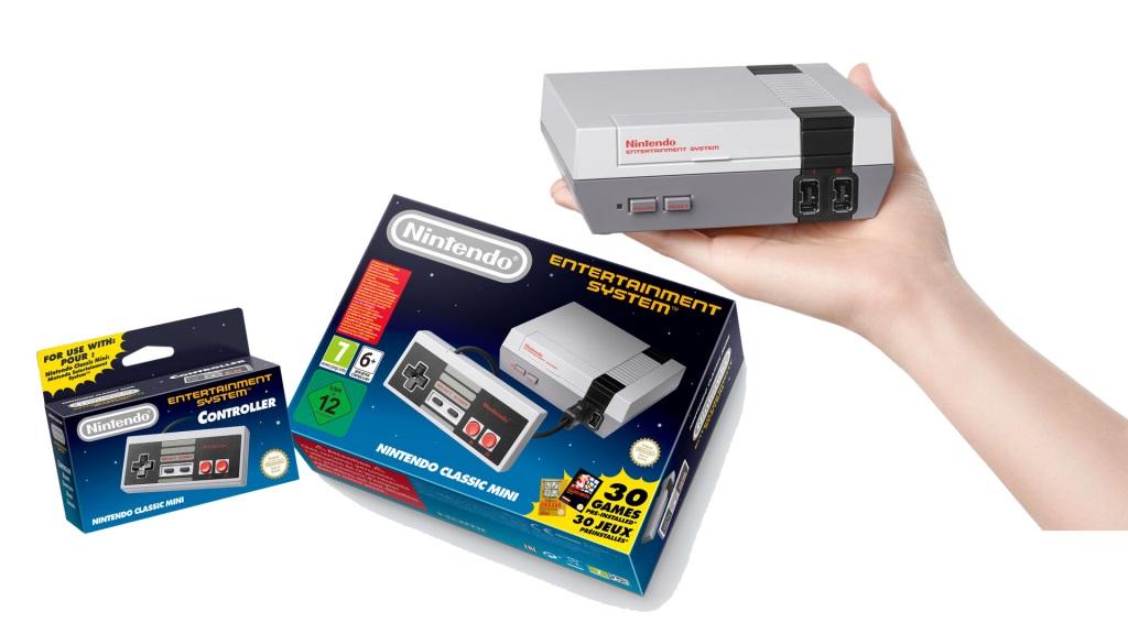 Nintendo descataloga también la NES Mini Classic en Europa 28
