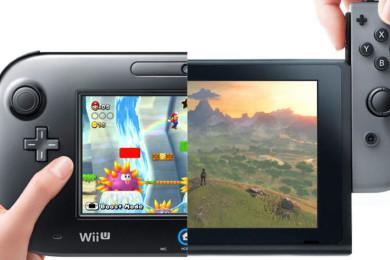 """Nintendo Switch """"fulminará"""" a Wii U en sólo un año"""