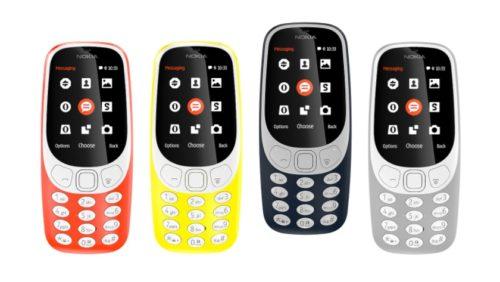 ¿Esperas el Nokia 3310? Pues te costará un poco más de lo previsto