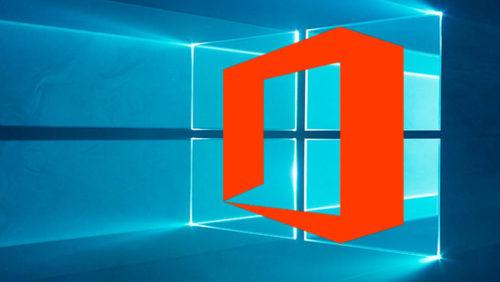 Microsoft estrenará Office para Windows 10 en los Cloudbook