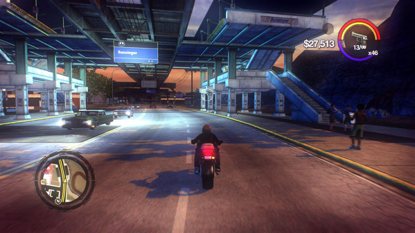 Consigue Saints Row 2 totalmente gratis, y sin DRM