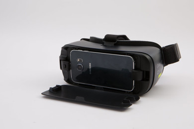 Samsung prepara kit de realidad virtual independiente