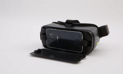 Samsung prepara kit de realidad virtual independiente 64