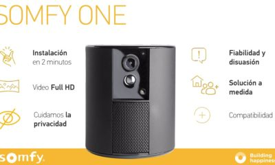 Somfy One, nueva solución todo en uno para proteger tu hogar 30