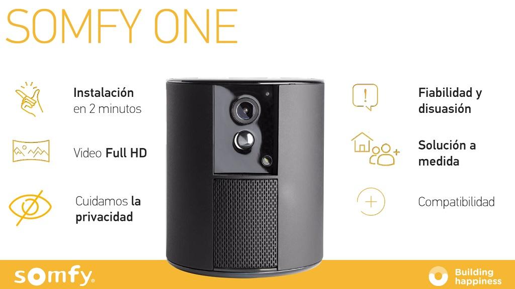 Somfy One, nueva solución todo en uno para proteger tu hogar 26