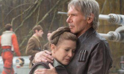 La princesa Leia aparecerá en Star Wars: Episode 9 94