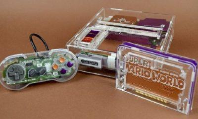 Esta Super Nintendo transparente nos gusta, y mucho 49