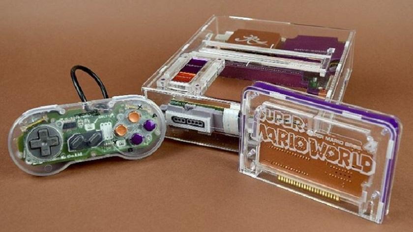 Esta Super Nintendo transparente nos gusta, y mucho 30