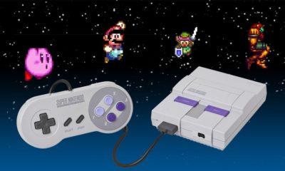 Nintendo prepara una Super Nintendo Mini Classic 50