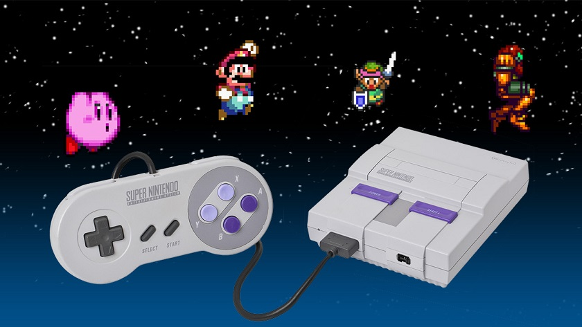Nintendo prepara una Super Nintendo Mini Classic 31