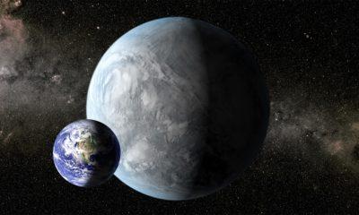 Descubierto un nuevo sistema solar con cuatro planetas 117