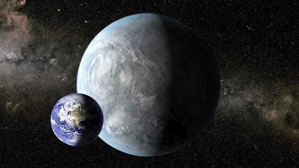 Descubierto un nuevo sistema solar con cuatro planetas 40