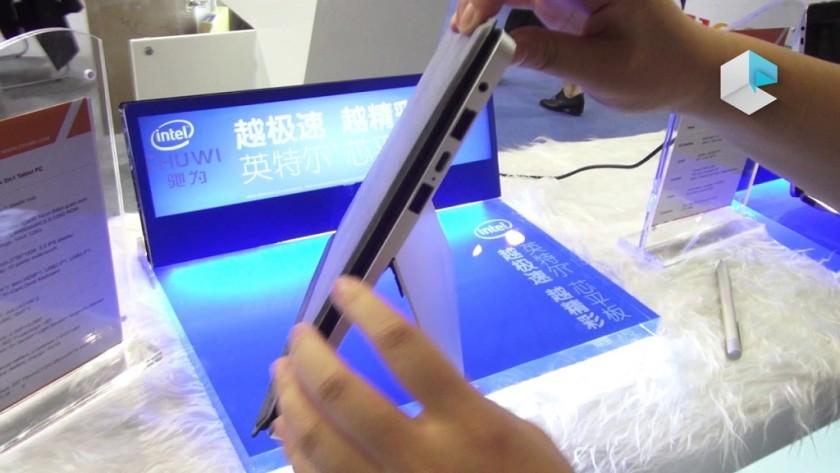 Chuwi SurBook y SurBook Mini, inspiradas en Microsoft Surface