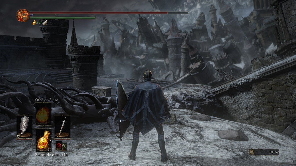 The Ringed City (2)