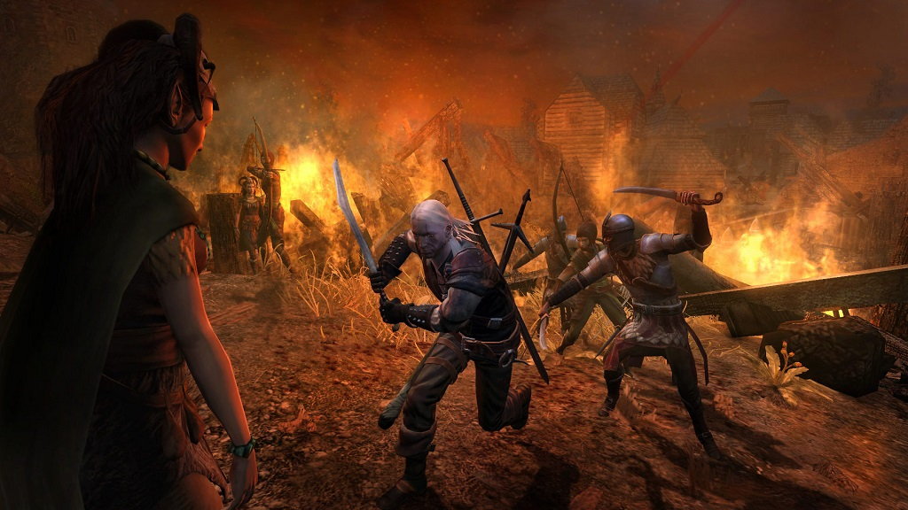 Consigue gratis The Witcher: Enhanced Edition para PC y Mac 29