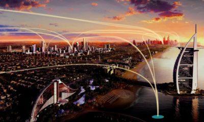 Uber quiere probar sus taxis voladores en 2020 42