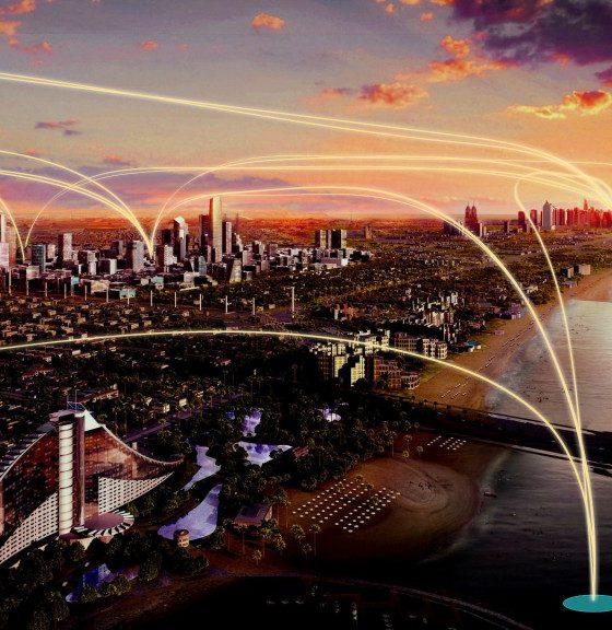 Uber quiere probar sus taxis voladores en 2020 41