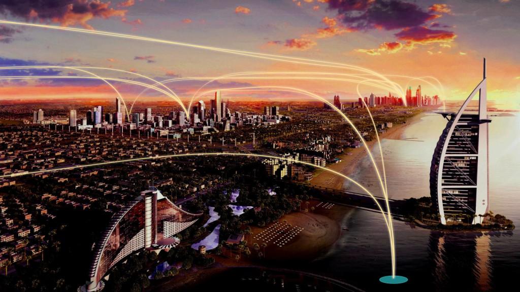 Uber quiere probar sus taxis voladores en 2020 39