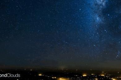Increíble Timelapse de la Vía Láctea