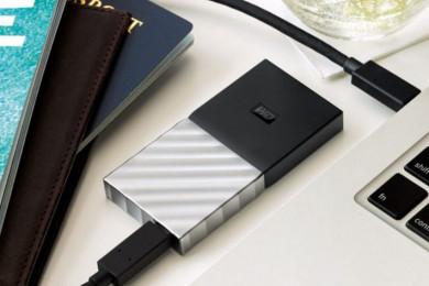 My Passport SSD, la unidad externa más rápida de WD