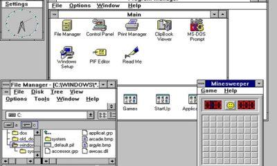 """Windows 3.1 cumple hoy 25 años, todo un """"abuelo tecnológico"""" 29"""