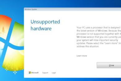 Hackean el bloqueo de actualizaciones en Windows 7-8.1 impuesto por Microsoft