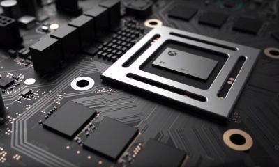 Xbox Scorpio tendrá 12 GB de memoria GDDR5 unificada 86