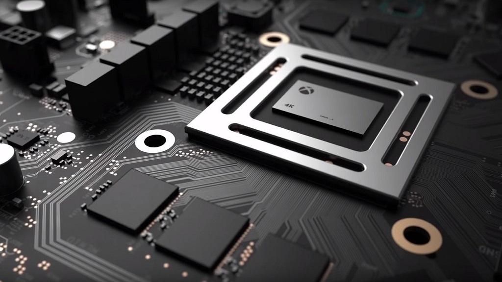 Xbox Scorpio tendrá 12 GB de memoria GDDR5 unificada 31