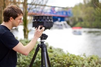 YI HALO, nueva cámara de 360 grados para realidad virtual