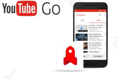YouTube Go ya está disponible en Google Play
