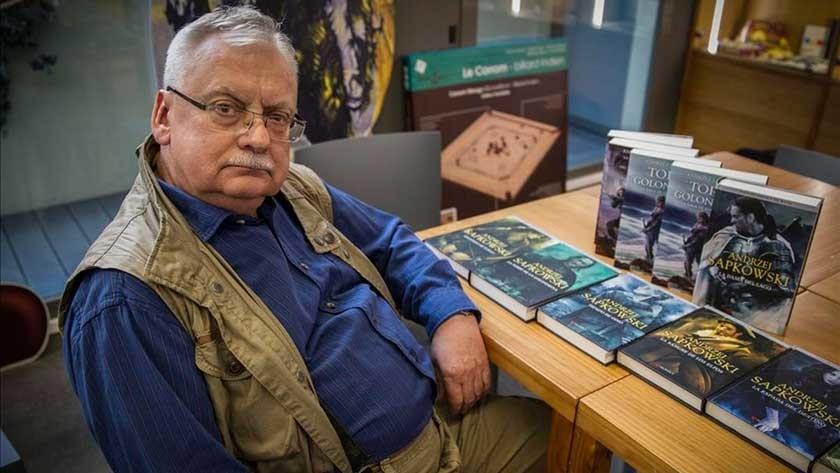 """""""Los videojuegos han hecho que venda menos libros"""" afirma el creador de The Witcher"""