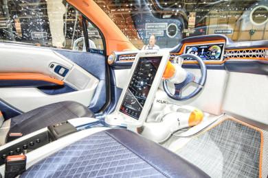 Una flota de coches autónomos recorrerá Londres en 2019