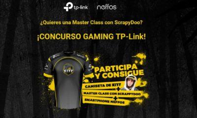 ¡Participa en nuestro concurso gaming TP-Link y gana una Master Class con ScrapyDoo! 47