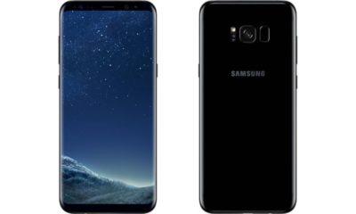 Test de caída del Galaxy S8