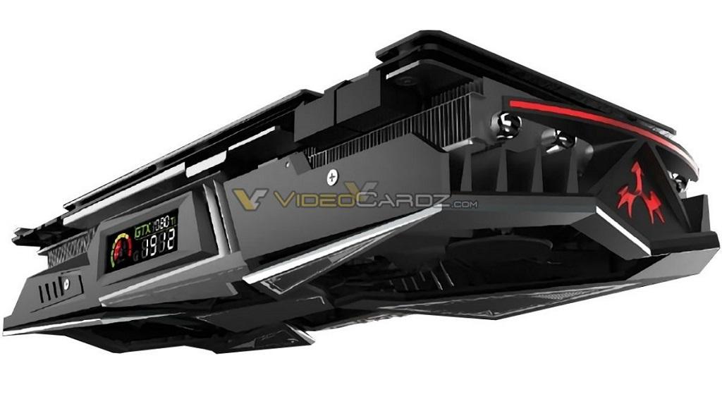 Colorful presenta la iGame GTX 1080 Ti Vulcan X OC 30