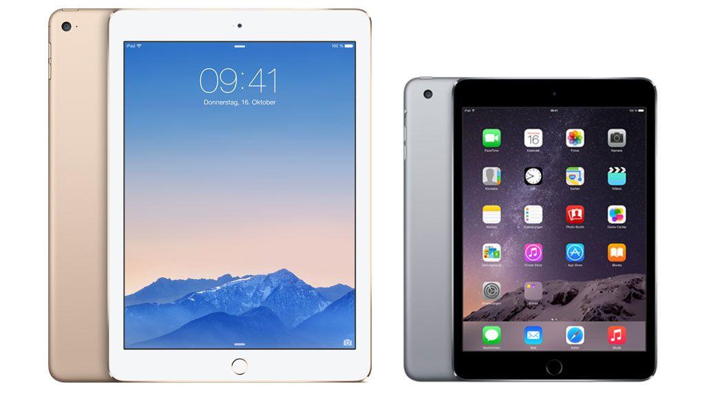 Apple empieza a dar iPad Air 2 como unidad de sustitución por iPad 4 32