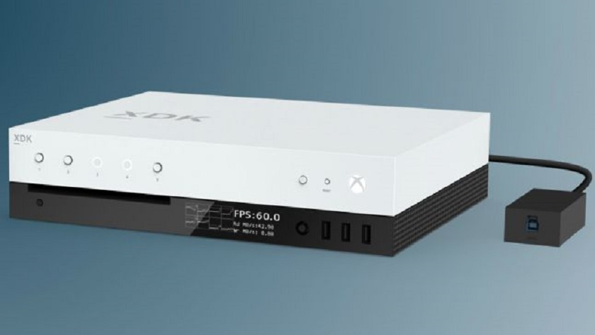 Microsoft deja ver el kit de desarrollo de Xbox Scorpio 27