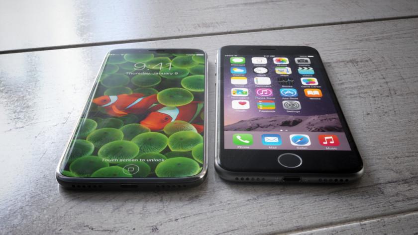 El iPhone 8 tendrá marco metálico y cámara en vertical