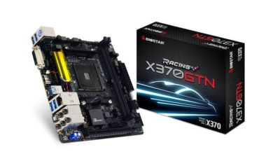 Biostar lanza placas mini ITX para RYZEN con chipsets X370 y B350 100