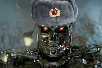 """Rusia ha creado un robot que puede disparar armas """"a dos manos"""""""
