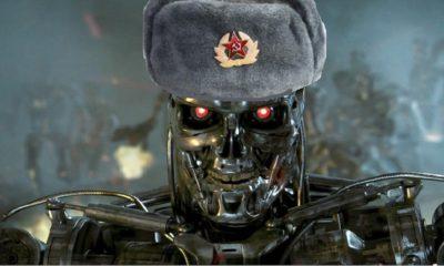 """Rusia ha creado un robot que puede disparar armas """"a dos manos"""" 57"""