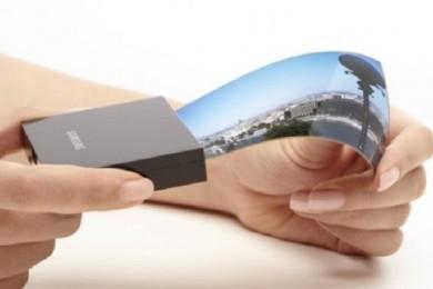 El primer smartphone flexible llegará en 2019, será de Samsung