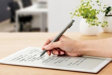 Sony presenta nueva tablet de tinta electrónica más asequible
