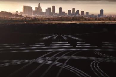 Elon Musk contra los atascos: túneles futuristas