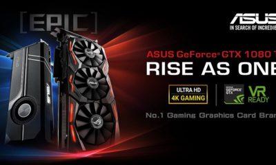 ASUS presenta tres GTX 1080 TI personalizadas, especificaciones y precio 72