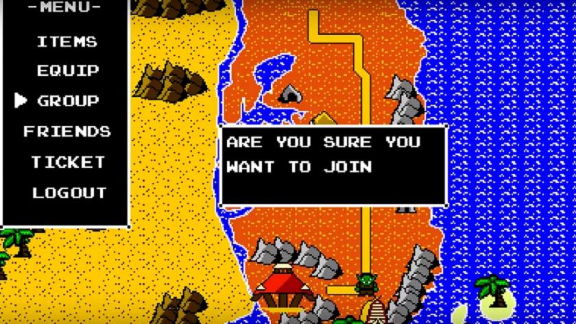 Humor: Así podría ser un World of Warcraft para NES 29
