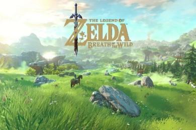 Zelda: Breath of the Wild, mejor juego del año en los GDC Awards 2018