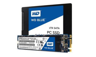 WD anuncia nuevos SSDs con memoria 3D NAND TLC de 64 capas 180