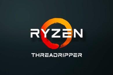 Listados dos procesadores AMD Threadripper 1998, especificaciones