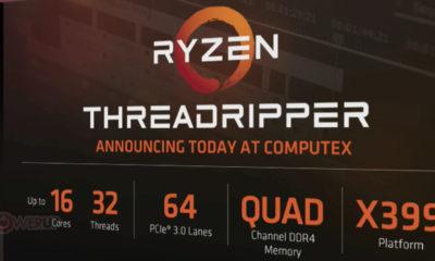 AMD Threadripper vs. Intel Core X: duelo en el Computex 76